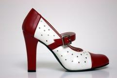 High heeled shoe Royalty Free Stock Image