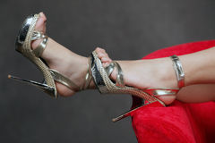 High heels Stock Photos