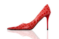 High Heels. Ready for Shooping, Dancing Royalty Free Stock Photo