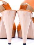 High heels Stock Image