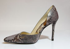 The high heels Royalty Free Stock Image