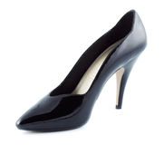 High Heels Female Shoes Stock Photos