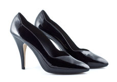 High Heels Female Shoes Royalty Free Stock Photo