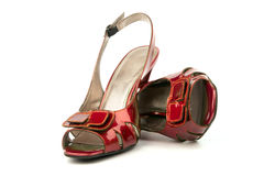 High Heels Shoes Stock Photography