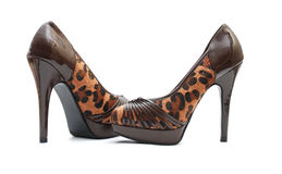 High heels shoes Royalty Free Stock Photography