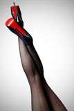 High heels Royalty Free Stock Images