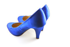 High heels. On white background Stock Photography