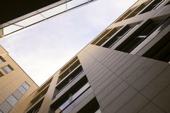 High high-rise, office building. Stock Image