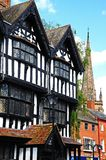 The High House, Hereford. Stock Image