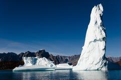 Iceberg - Scoresbysund - Greenland Royalty Free Stock Image