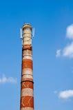 High industrial tube Stock Photos