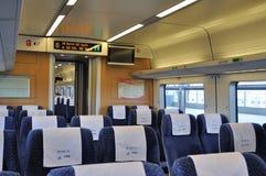 high interior speed train στοκ φωτογραφίες