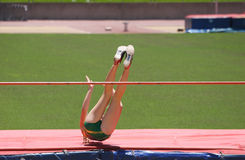High Jump Stock Images