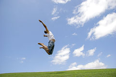 High Jump Stock Photography