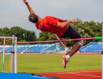 High jump Royalty Free Stock Photos