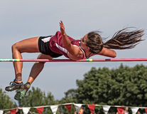 High Jumper Stock Images
