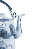 High key teapot Royalty Free Stock Image