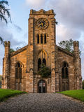 High Kirk of Campsie, Lennoxtown Royalty Free Stock Photography