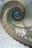 High lighthouse stairs Stock Photography