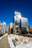 The High Line in New York City. Stock Image