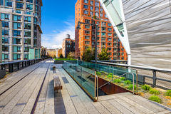High Line New York City Royalty Free Stock Photos