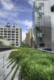 High Line in NYC Stock Photo