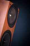 High loudspeaker tower Royalty Free Stock Photography