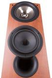 High loudspeaker tower Stock Photos