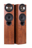 High loudspeaker tower Royalty Free Stock Image