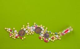 High medical cost Stock Photos