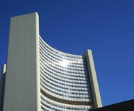High modern buildings Stock Photo
