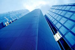 High modern skyscrapers Royalty Free Stock Photography