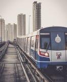 high modern speed train στοκ φωτογραφία