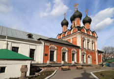 High Monastery of St Peter, Moscow, Russia Royalty Free Stock Photo