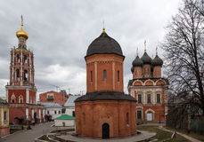 High Monastery of St Peter, Moscow, Russia Royalty Free Stock Images