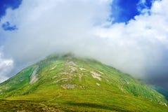 High mountain Stock Image