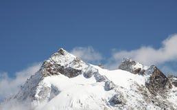 High mountain Cordilleras Stock Photography