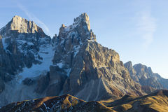 High mountain detail Royalty Free Stock Photography