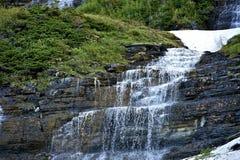 High Mountain Falls Stock Photos
