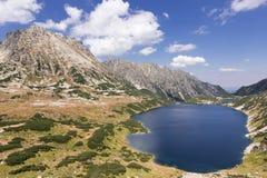 High Mountain In Poland. Stock Image