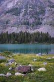 High mountain lake Royalty Free Stock Photography