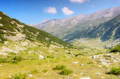 High mountain landscape Royalty Free Stock Photo