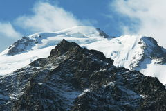 High mountain Pamirs Royalty Free Stock Photos