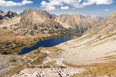 High mountain in Poland. Stock Image