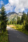Tatras Royalty Free Stock Photography