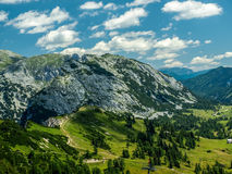 High mountains Austria Royalty Free Stock Photography