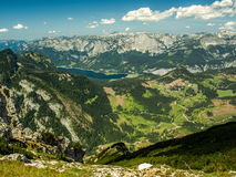 High mountains Austria Royalty Free Stock Images