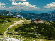 High mountains Austria Stock Images
