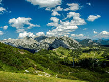 High mountains Austria Stock Photography