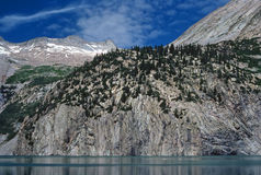 High Mountains in Colorado Royalty Free Stock Photography